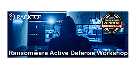Ransomware Active Defense Online Event tickets
