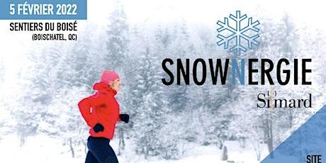 SnowNergie Simard 2022 billets