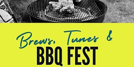 Brews, Tunes & BBQ Fest tickets