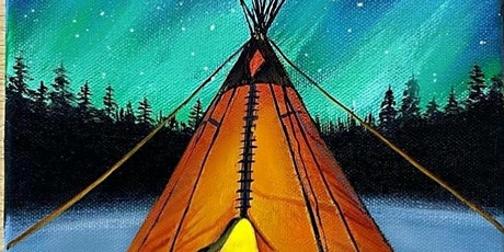 Paint and Sip - Teepee tickets