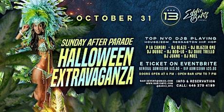 Halloween Extravaganza Sunday After Parade  Oct. 31 tickets
