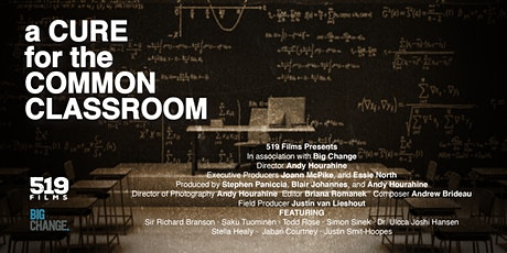 a Cure for the Common Classroom World Premiere tickets