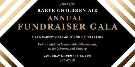 RCA Fundraising Gala tickets