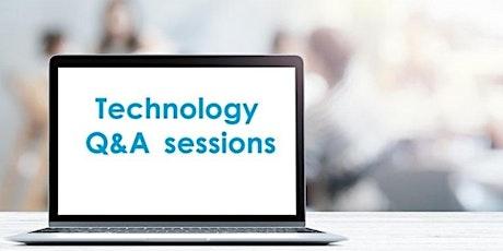 Technology Q&A - Ballarat tickets