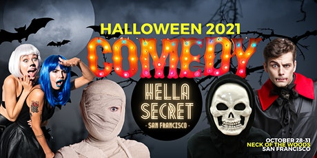 SF's Halloween Comedy Fright Nights 2021 tickets