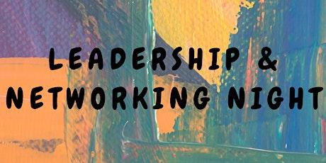 Leadership & Networking Night tickets