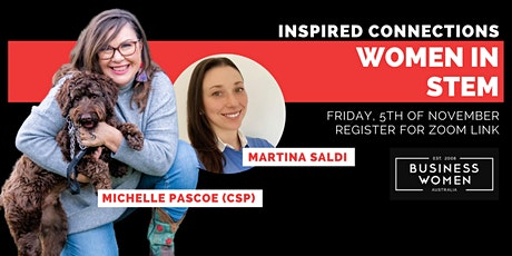 Online, BWA, Inspired Connections: Women in STEM tickets