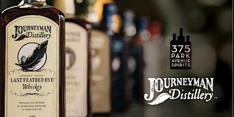 Journeyman Whiskey Tasting tickets