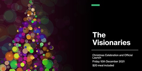 The Visionaries Christmas Celebration and Official Launch tickets