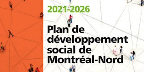 Assemblée de quartier -  Lancement Plan de quartier Montréal-Nord 2021-2026 tickets