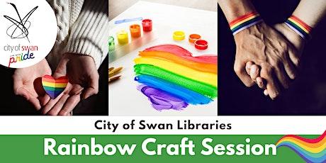 Rainbow Craft Session (Midland) tickets