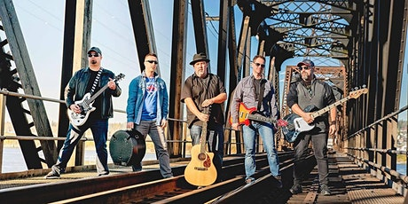 ROADSIDE ATTRACTION (TRAGICALLY HIP TRIBUTE) LIVE @ WHITE HART! tickets