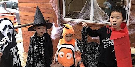 Free Halloween Trick or Treat Trail tickets