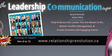 Leadership Communication Expo tickets