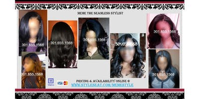 Seamless Sew-ins By: Meme The Seamless Stylist