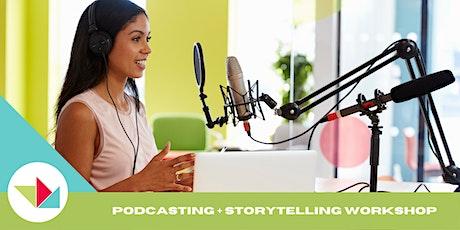 WEW 2021 Podcasting + Storytelling Workshop tickets