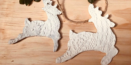 Make Your Own Ceramic Christmas Tree Decorations tickets