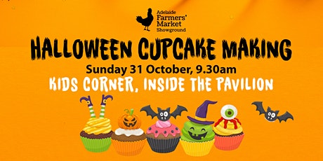 Halloween Cupcake Decorating tickets