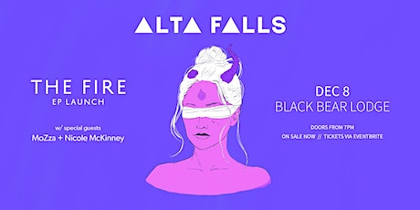 Alta Falls - The Fire EP Launch tickets