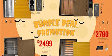 Halloween Singapore 2021   Halloween Bundle Promotion Deal tickets