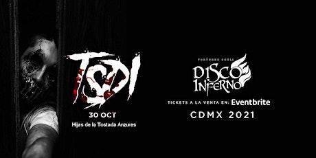 Tortured Souls Disco Inferno 2021 entradas