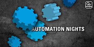 CoDe:U - Automation Nights v16.01-STHLM