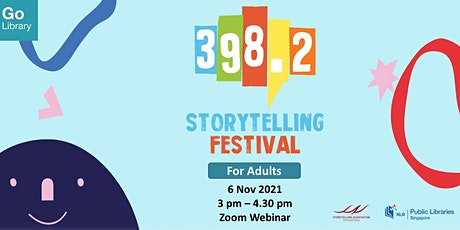 Fairy Tales for Grown Ups [Online] 398.2 Storytelling Festival 2021 tickets