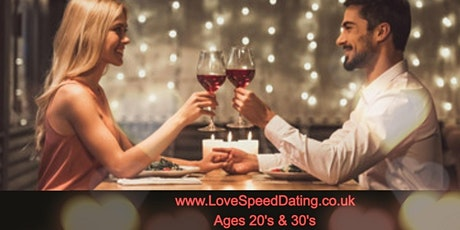 Speed Dating Singles Night Ages 20's & 30's Birmingham Be At One tickets