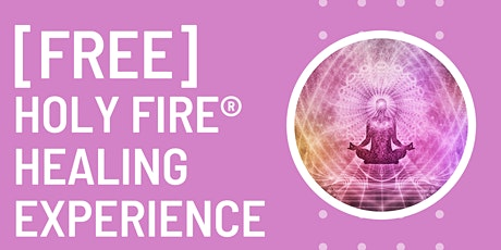 [FREE] Sunday Scaries Guided Meditation: Holy Fire® Healing tickets