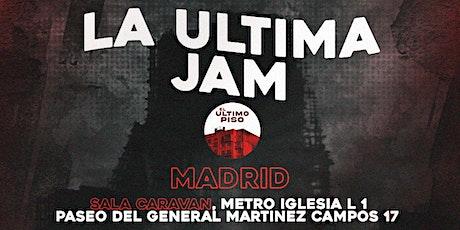 La Última Jam entradas