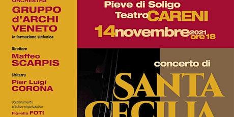 Concerto di S. Cecilia biglietti