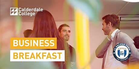 Business Breakfast: Businesses post COVID tickets