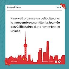 SEO E-commerce et Réseaux Sociaux en Chine | Journée des Célibataires 双11 billets
