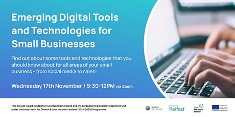 Emerging Digital Tools and Technologies for Small Businesses to be aware of tickets