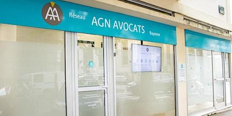 Inauguration de l'Agence AGN Avocats Bayonne billets