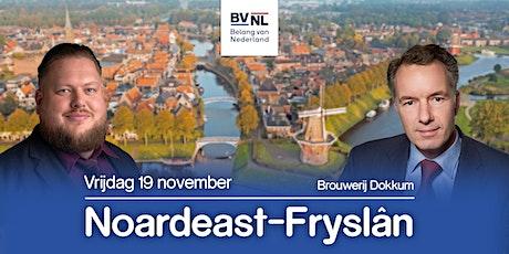 BVNL in Noardeast-Fryslân tickets