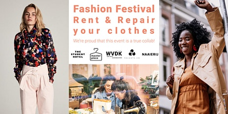 Fashion Festival; Rent & Repair your clothes tickets