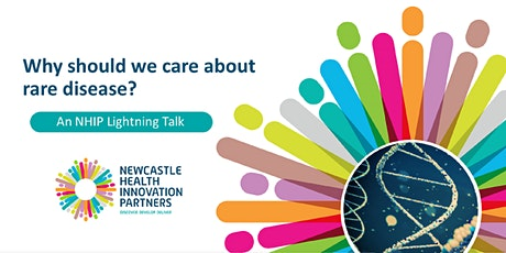 Why should we care about rare disease? tickets
