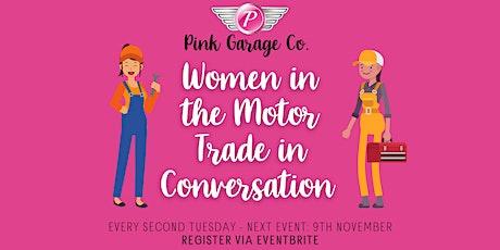 Women in the Motor Trade in Conversation Tickets