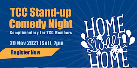 TCC Stand-up Comedy Night tickets