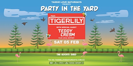 Party In The Yard Feat. TIGERLILY tickets