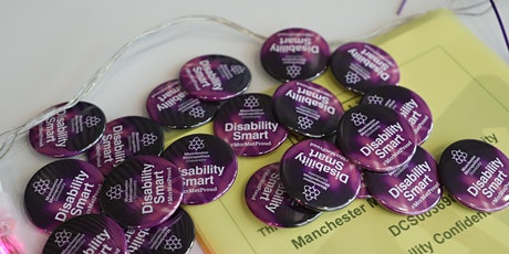 International Day of Disabled People - Manchester Met University - 3/12/21 tickets