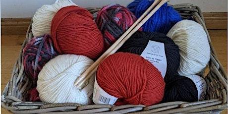 Pocket Angel Knitters - Knit and Natter Regular Get Together tickets