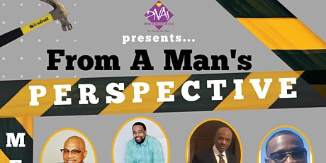 DIVAS Presents: From A Man's Perspective - A Panel Discussion with REAL Men tickets