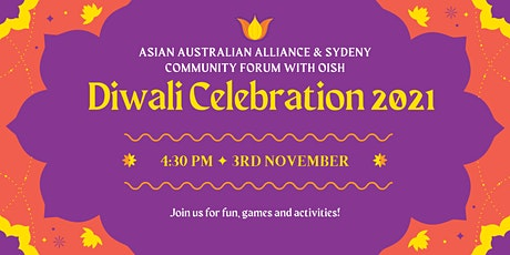 Let's Diwali Together tickets
