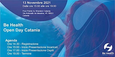 Open Day Be Health Catania biglietti
