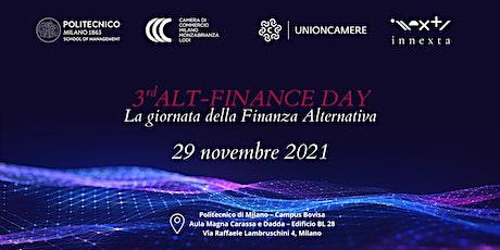 Alt-Finance Day 2021 biglietti