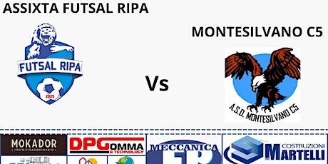 Assixta Futsal Ripa - Montesilvano C5 biglietti