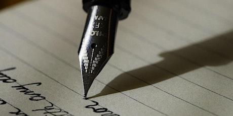 Writers Get Together billets