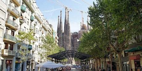 Walking tour Sagrada Família entradas
